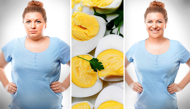 Le régime de l'œuf à la coque: perdre 10 kilos en 2 semaines