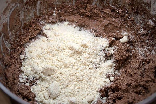 Brownies Macadamia Keto