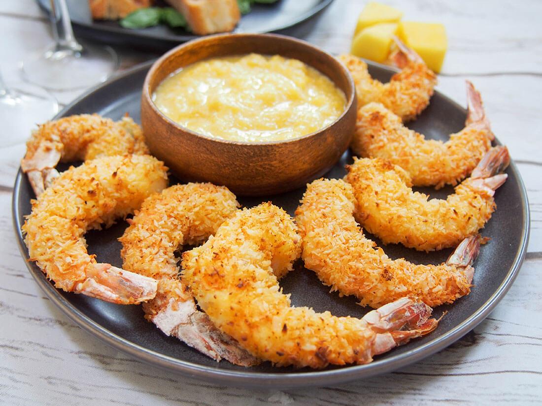3 Great Coconut Shrimp Recipes
