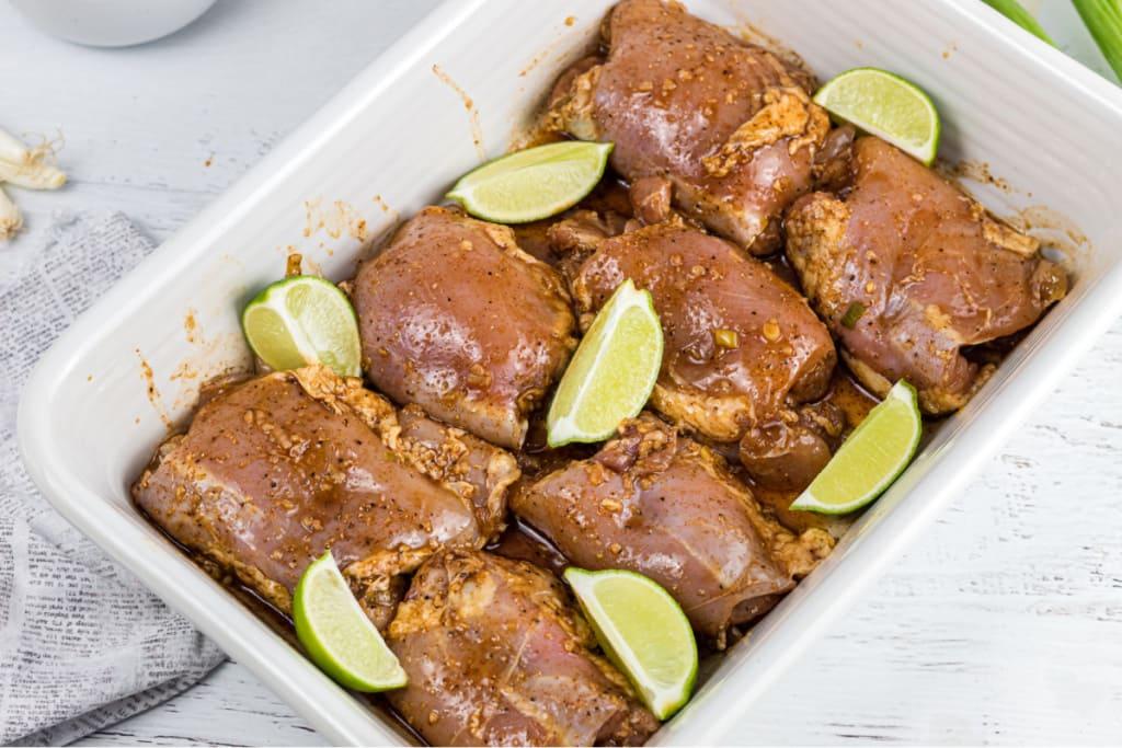 Keto Jerk Chicken Marinade